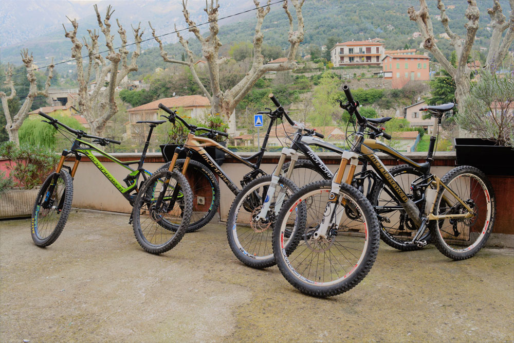 vtt enduro location