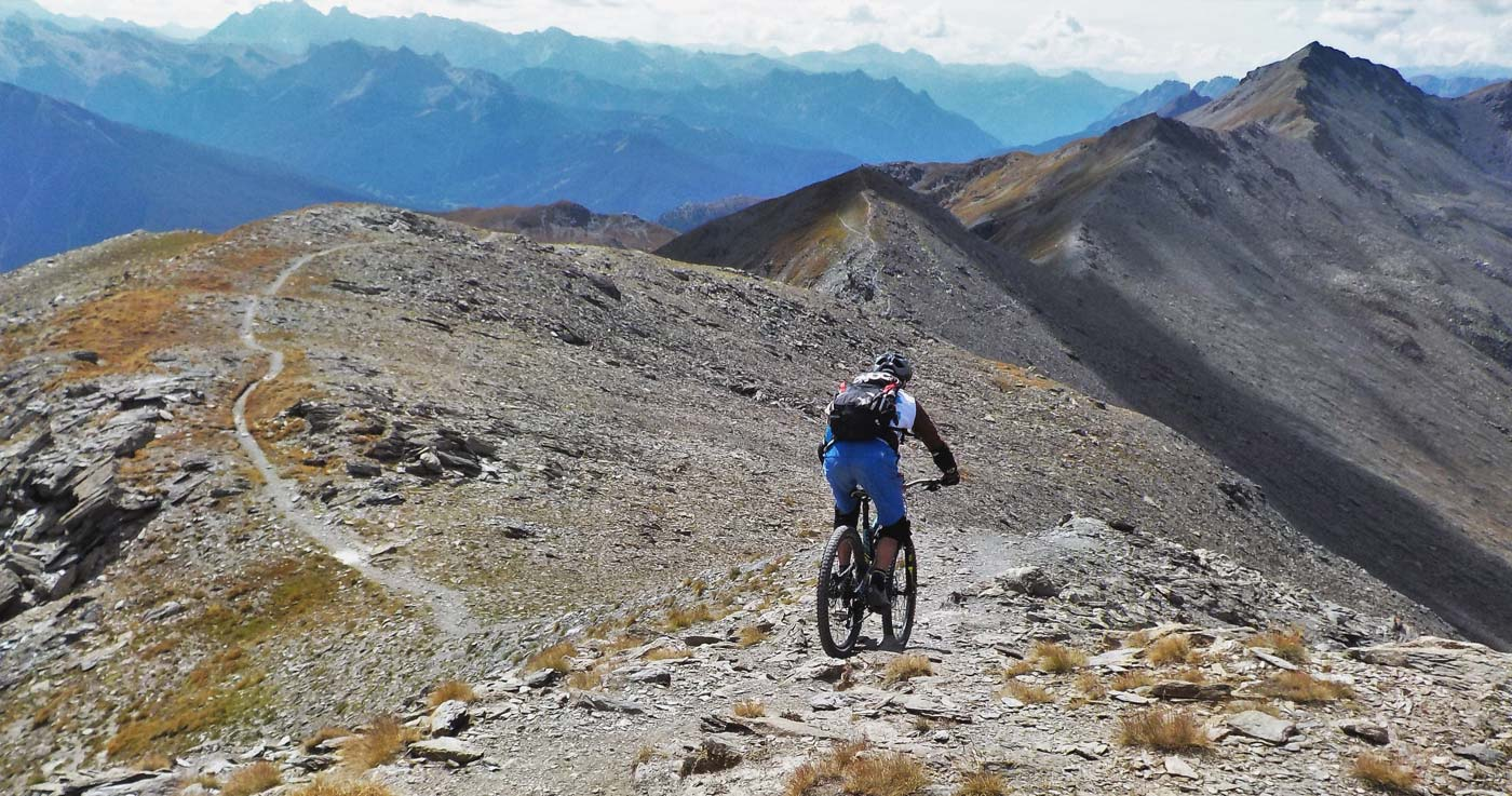Mountain bike queyras